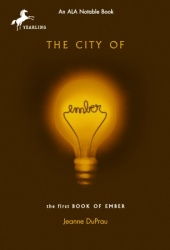 The City of Ember by Jeanny DuPrau - Young Adult Author Rendezvous
