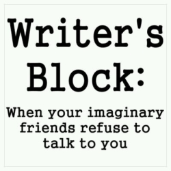 How to avoid writer's block - Young Adult Author Rendezvous
